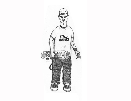 early2000's_skater