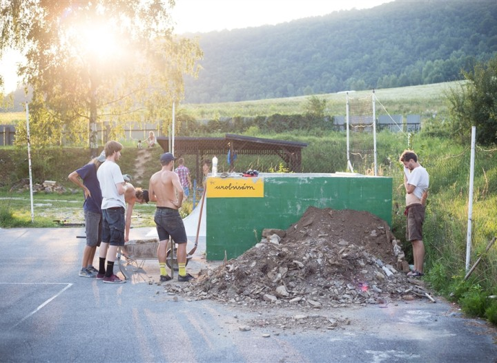 Beerout: Betonkult v Margecanech