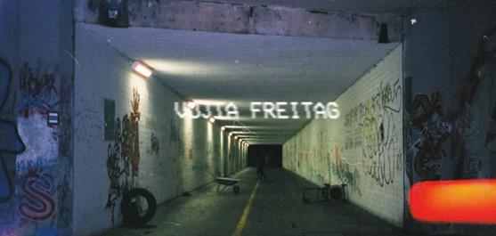 Noční mise Vojty Freitaga
