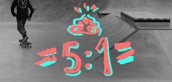 5:1 v Rožnově