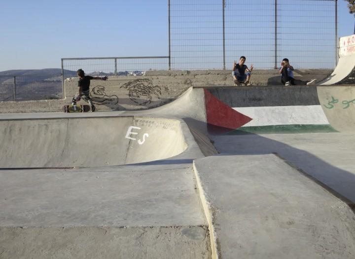 Skejtovej radikalismus na Západním břehu
