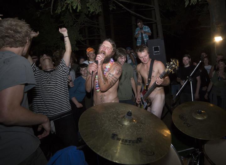 Beerout: Vzpomínka na Pumpa party