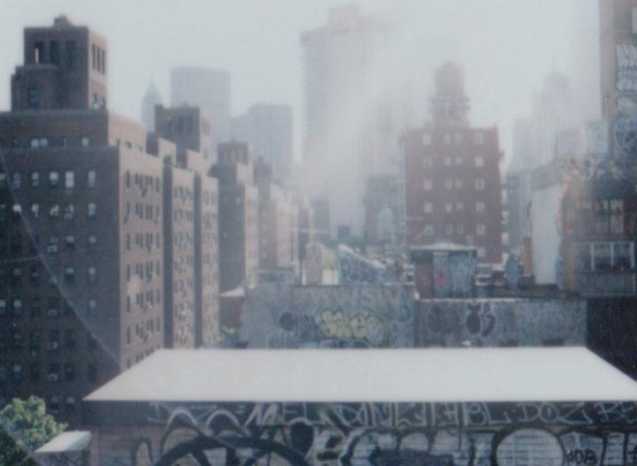 NYC stories Dávida Suchára