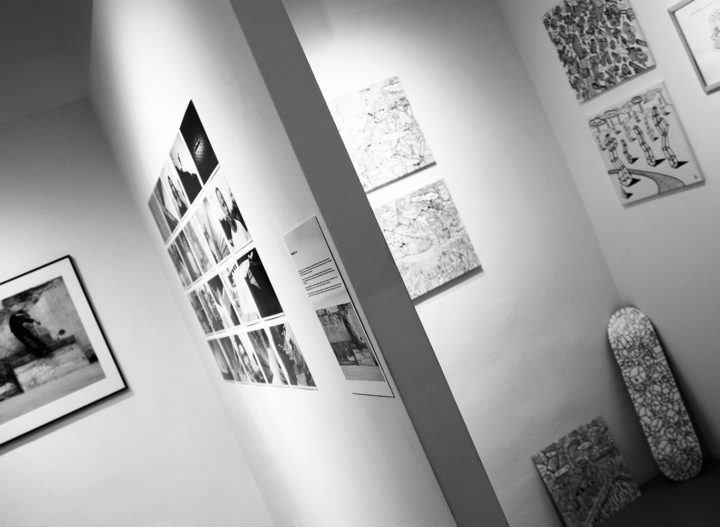 Výstava z Ulice