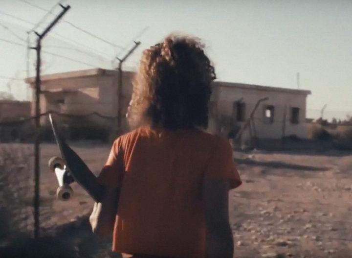 Jerusalem Skater Girls: skejtování jako akt míru